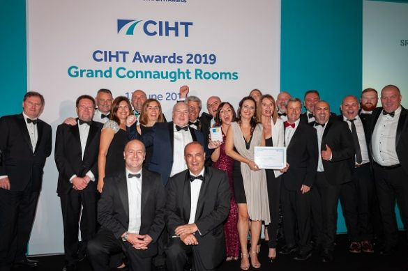 CIHT Collaboration Award